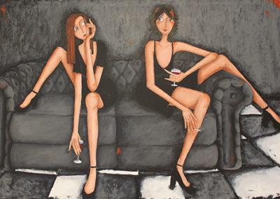 Rencontre autour du vin